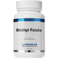Douglas Labs Methyl Folate L 5 MTHF 60 tabs D37621