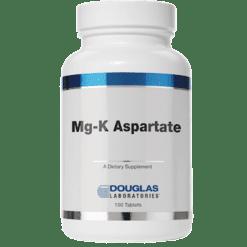 Douglas Labs Mg K Aspartate 100 tabs MGK