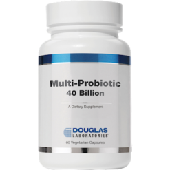Douglas Labs Multi Probiotic 40 Billion 60 vegcaps IFLOR