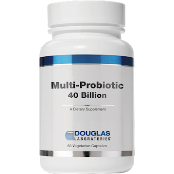 Douglas Labs Multi Probiotic 40 Billion 60 vegcaps IFLOR