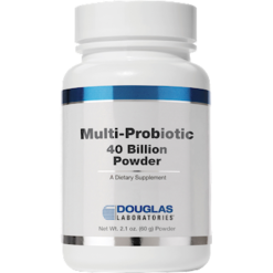 Douglas Labs Multi Probiotic 40 Billion Pwdr 2.1 oz IFLO2