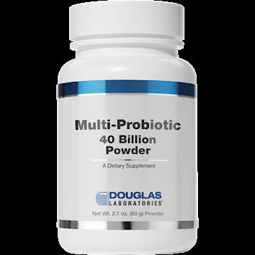 Douglas Labs Multi Probiotic 40 Billion Pwdr 2.1 oz IFLO2