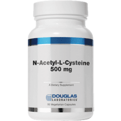 Douglas Labs N Acetyl L Cysteine 500 mg 90 vcaps NACE