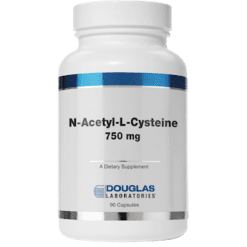 Douglas Labs N Acetyl L Cysteine 750 mg 90 caps NACE1