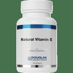 Douglas Labs Natural Vitamin E Complex 400 IU 100gels ECAP1