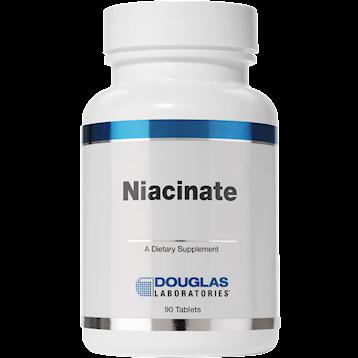 Douglas Labs Niacinate 594 mg 90 tabs NCT