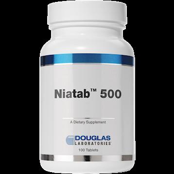 Douglas Labs Niatab 500 mg 100 tabs NTB