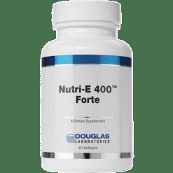 Douglas Labs Nutri E 400 Forte 60 gels NUT35