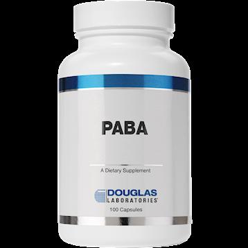 Douglas Labs Paba 500 mg 100 caps PABA3