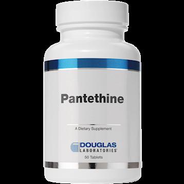 Douglas Labs Pantethine 500 mg 50 tabs PANT5