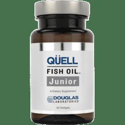 Douglas Labs QUELL Fish Oil Junior 60 gels D38314