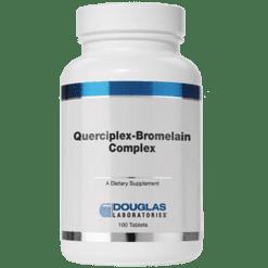 Douglas Labs Quercetin Bromelain Complex 100 tabs QBC