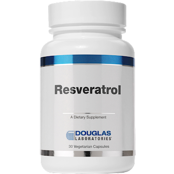 Douglas Labs Resveratrol 30 vegcaps RES28