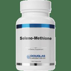 Douglas Labs Seleno Methionine 200 mcg 100 caps SELE9