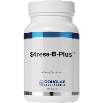 Douglas Labs Stress B Plus 90 tabs STRE4