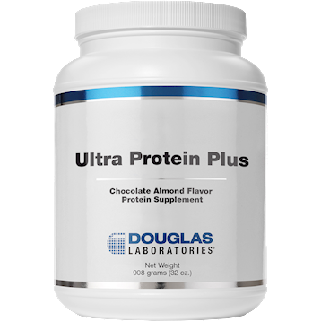 Douglas Labs Ultra Protein Plus Chclate Almnd 908 gms ULT64