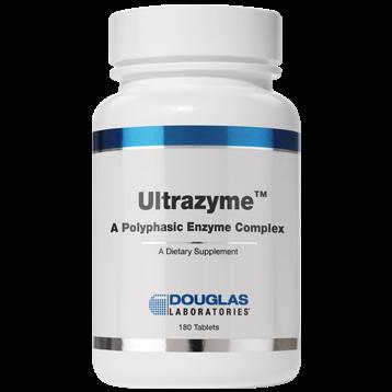 Douglas Labs Ultrazyme 180 tabs ULT10