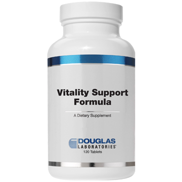 Douglas Labs Vitality Support Formula 120 tabs CFS2