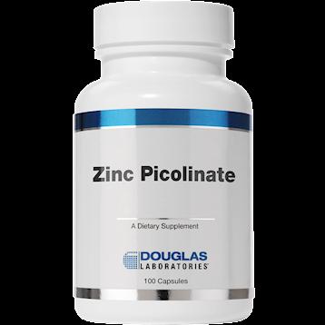 Douglas Labs Zinc Picolinate 100 caps ZIN45