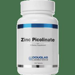 Douglas Labs Zinc Picolinate 20 mg 100 tabs ZNP