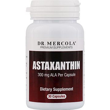 Dr. Mercola Astaxanthin 30 caps DM3048