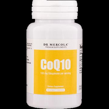 Dr. Mercola COQ10 30 licaps DM4984