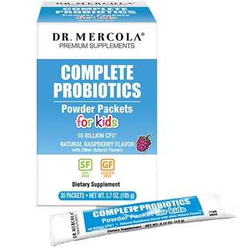 Dr. Mercola Complete Probiotic Kids 30 Packs DM1983