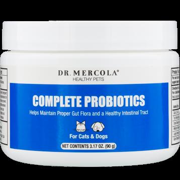 Dr. Mercola Complete Probiotics Pet 3.17 oz DM0313