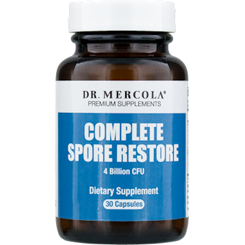 Dr. Mercola Complete Spore Restore 30 caps M18852