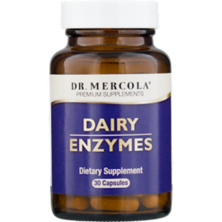 Dr. Mercola Dairy Enzymes 30 caps M30946
