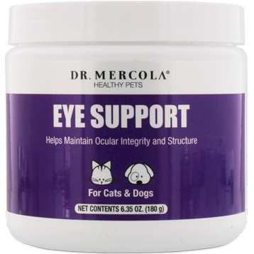 Dr. Mercola Eye Support Cats amp Dogs 6.35 oz DM5127