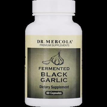 Dr. Mercola Fermented Black Garlic 60 caps DM5820