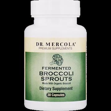 Dr. Mercola Fermented Broccoli 30 caps DM7763
