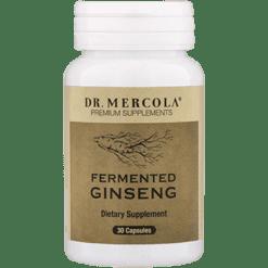 Dr. Mercola Fermented Ginseng 30 caps DM6100