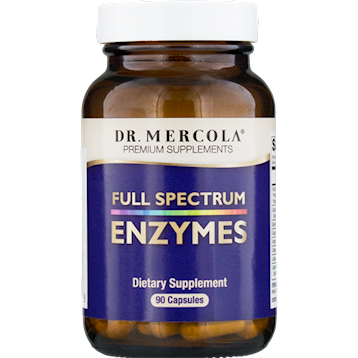 Dr. Mercola Full Spectrum Enzymes 90 caps DM5813