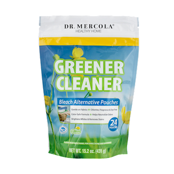 Dr. Mercola Greener Cleaner Bleach Alterna 24 pcs DM7978