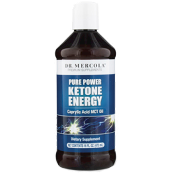Dr. Mercola Ketone Energy MCT Oil 16 fl oz DM8142