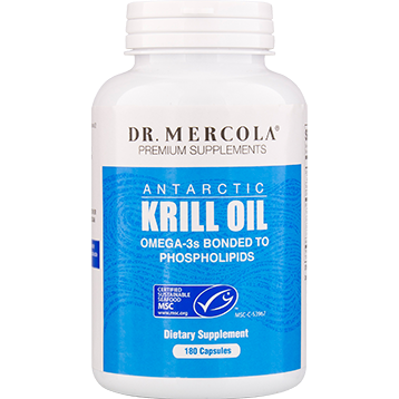 Dr. Mercola Krill Oil 180 caps DM0276