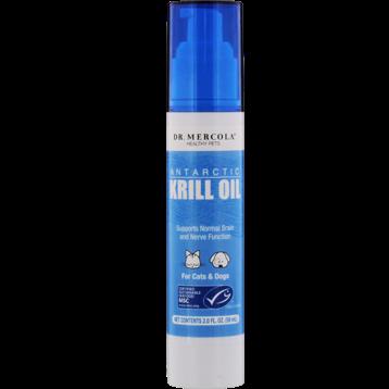 Dr. Mercola Krill Oil for Pets Pump 2.0 fl oz DM4922