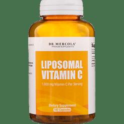 Dr. Mercola Liposomal Vitamin C 180 caps DM5992