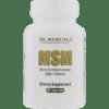Dr. Mercola MSM with Organic Sulfur Complex 60 caps DM5004