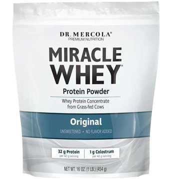Dr. Mercola Miracle Whey Original 1 lb DM4762