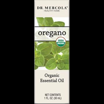Dr. Mercola Oregano Oil Organic 1 fl oz DM8029