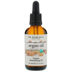 Dr. Mercola Organic Argan Oil 2 fl oz DM6599