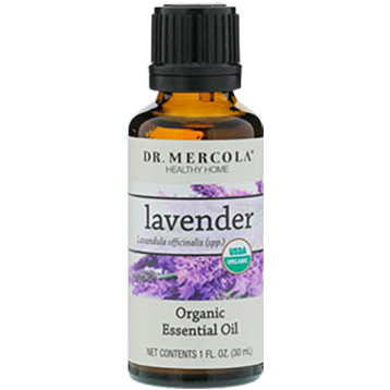Dr. Mercola Organic Lavender Essential Oil 1 fl oz DM6520