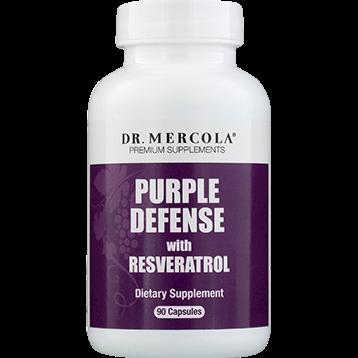Dr. Mercola Purple Defense 90 caps DM1334