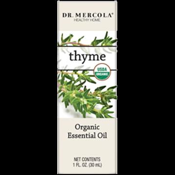Dr. Mercola Thyme Oil Organic 1 fl oz DM8043