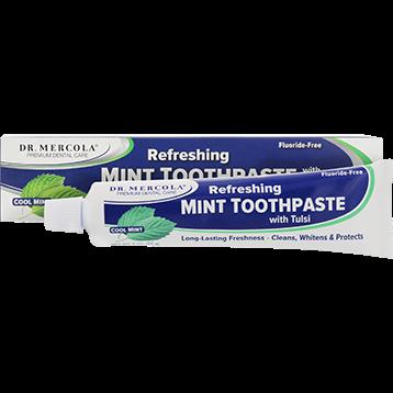 Dr. Mercola Toothpaste Cool Mint 3 oz DM2362