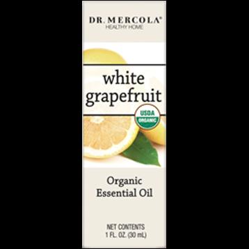 Dr. Mercola White Grapefruit Oil Organic 1 fl oz DM8050