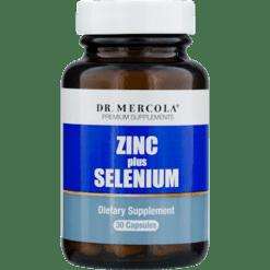 Dr. Mercola Zinc with Selenium 30 caps M30656